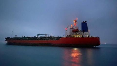 Iran releases detained South Korean tanker