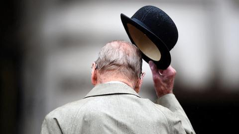 Queen Elizabeth's husband Prince Philip dies aged 99