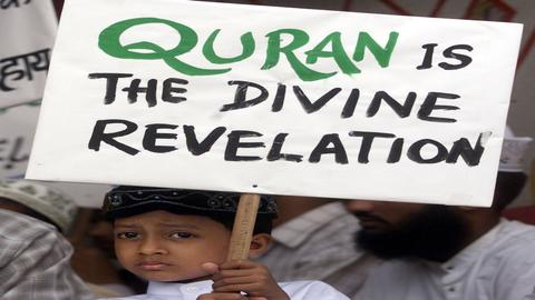 The Quran controversy in India is a political ploy, nothing more