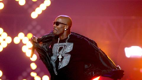 Rapper-actor DMX dies at 50 after being on life support
