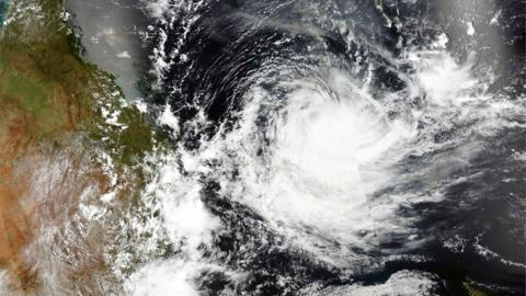 Evacuations ordered as Cyclone Seroja intensifies off Australia's coast