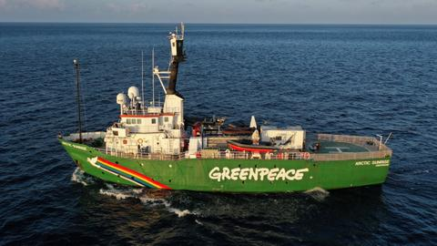 Greenpeace expose widespread use of illegal driftnets in Indian Ocean