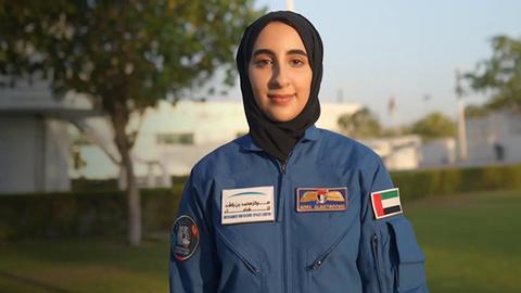 UAE picks first Arab woman for astronaut training