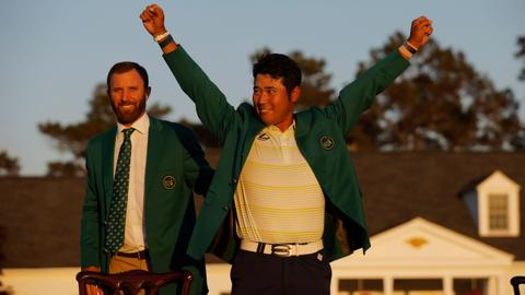 Matsuyama wins Masters, becomes first Japanese to clinch major golf title