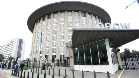 OPCW probe: Syrian regime used chemical weapons in 2018 Saraqeb attack