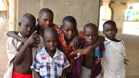 Niger school fire kills several children