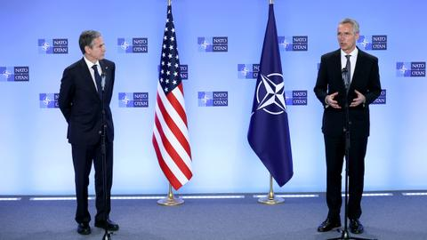 NATO, US forces to coordinate for Afghanistan withdrawal