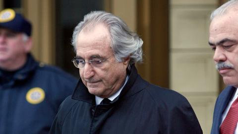 Bernie Madoff, mastermind behind world's largest Ponzi scheme, dies at 82