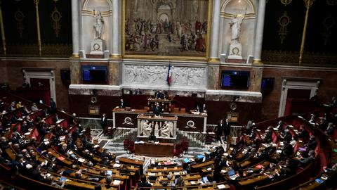 France toughens sexual consent law by defining sex with under 15s as rape