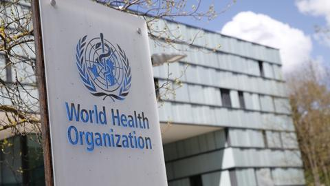 WHO chief says virus infection growing at 'worrying' rate – latest updates