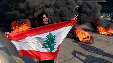 A weaponless warzone: Lebanon is already past the brink of collapse