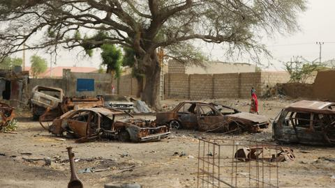 Tens of thousands flee northern Nigeria after fresh violence