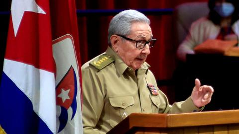 Castro says he is retiring but will keep defending Cuba's 1959 revolution
