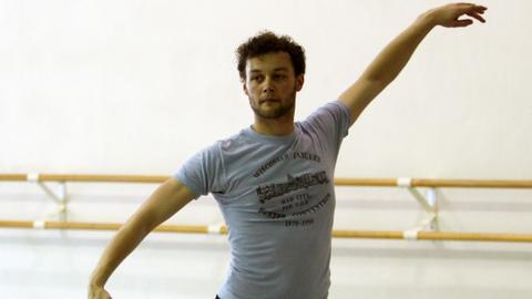 UK's famous ballet choreographer Liam Scarlett dies at 35