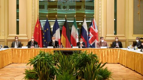 Envoys to Iran nuclear talks hail 'progress' in Vienna