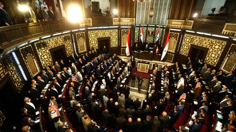 Syrian parliament says presidential vote to be held on May 26