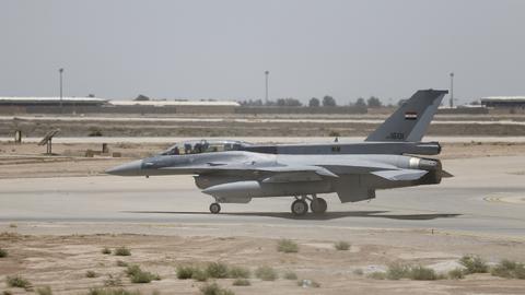 Rockets hit Iraqi military base hosting Americans