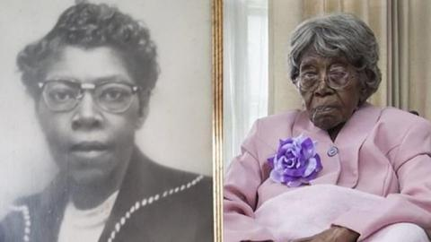 Hester Ford, oldest US citizen, dies at 116
