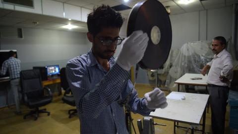 Afghanistan to restore precious films that survived Taliban rule