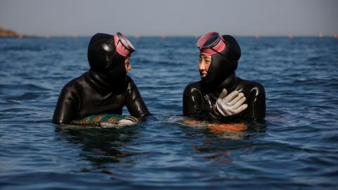 South Korea's youngest 'sea women' find smaller catches in warming seas
