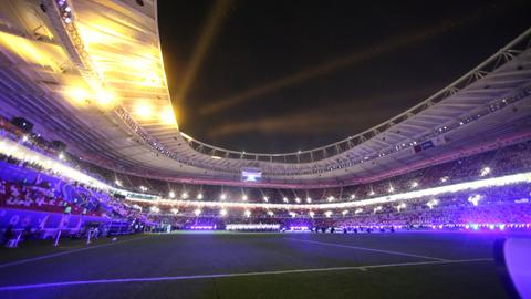 The 2022 Qatar World Cup and the battle of narratives