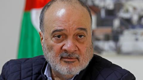 Yasser Arafat's nephew sets sights on Palestinian elections. Who is he?