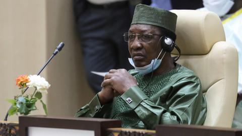 Idriss Deby wins re-election, extending 30 years in power in Chad