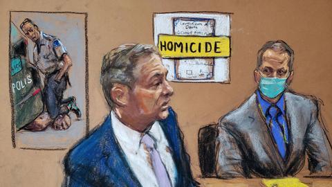 Murder case against ex-officer in George Floyd's death goes to jury
