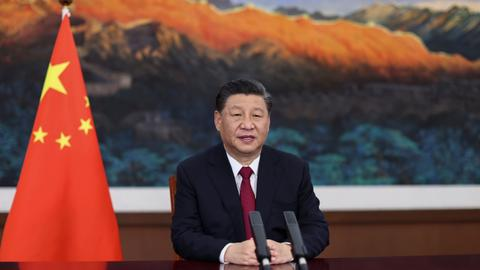 China's Xi: Global governance must be more equitable and fair