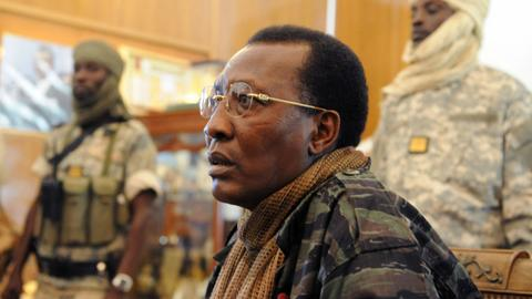 Chad President Deby dies on battlefield, son to take over