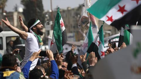 It's time to strengthen relations with the Syrian Interim Government