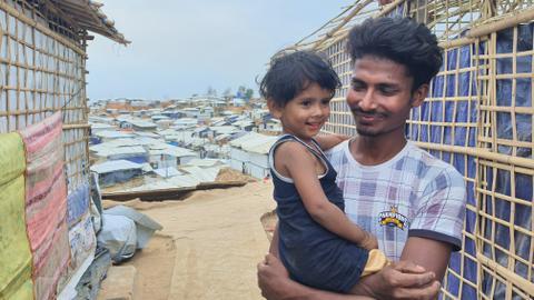 Ramadan evokes nostalgia among Rohingyas mired in Bangladeshi camps