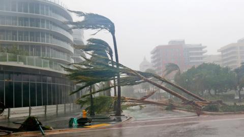 About 2M without power as Irma bears down on Florida
