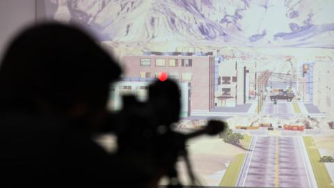 Turkey's indigenous sniper simulator set to make its debut