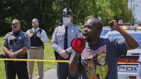 US police under scrutiny after new fatal shooting of Black man