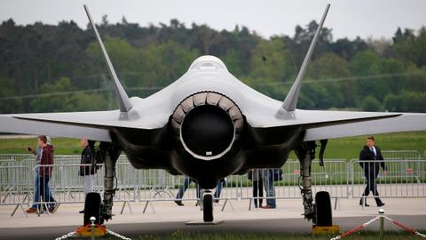 US formally removes Turkey from F-35 programme