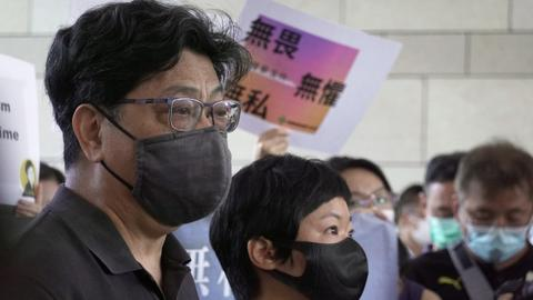 Hong Kong journalist convicted for accessing public records for probe