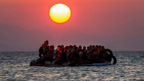 What does it mean for refugees to 'go back home'?