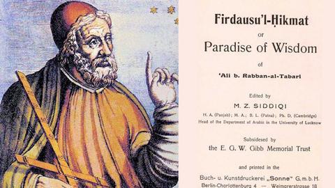 Ali Ibn Rabban Al-Tabari: author of the first medical encyclopedia