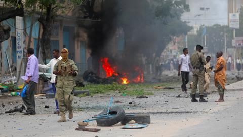 At least 17 killed as Somali army repels Al Shabab attack