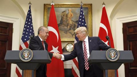 Erdogan and Trump to meet amid heightened tensions