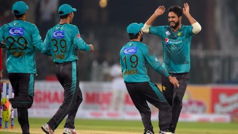 Pakistan heralds international cricket return with win