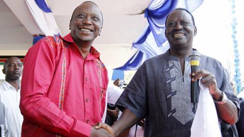 Kenya's election rerun faces major hurdles