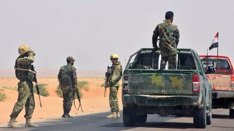 The battle for Syria's Deir Ezzor province