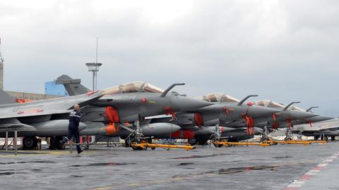 France to sell 30 Rafale fighter jets to Egypt in $4.5B deal