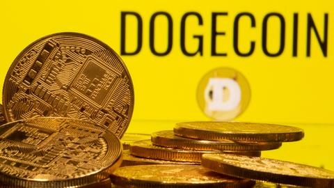 Dogecoin soars after Elon Musk and Mark Cuban tweets