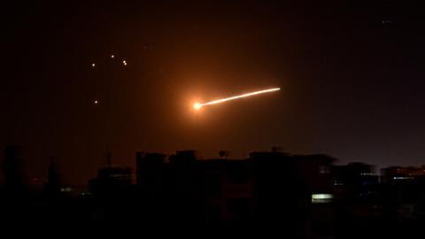 Israeli raids target Syrian regime leader Assad's home city