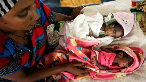'Alarming' malnutrition reported in Ethiopia's war-hit Tigray region