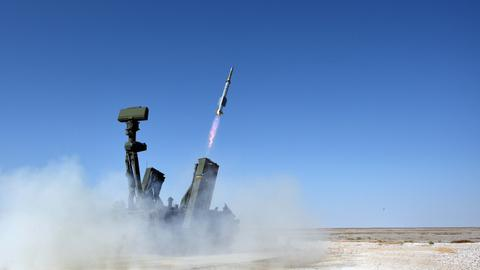 The indigenous HISAR-A+ missile launches successfully in Turkey