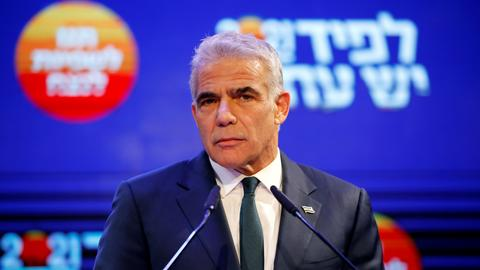 Israel's Yair Lapid gets mandate to form new government